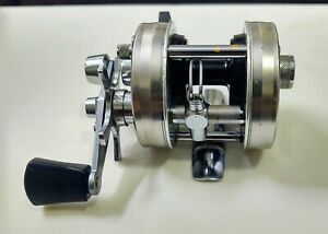 Vintage 1977 Abu Ambassadeur 1500C Light Action Casting Reel.