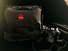Vintage Tenba Camera Bag black