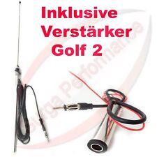 VW Golf 2 Antenne Teleskopantenne DIN-Stecker SET