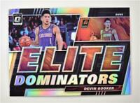 2019-20 Donruss Optic Elite Dominators Holo #25 Devin Booker - Phoenix Suns