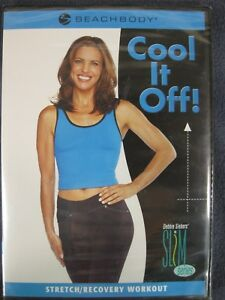 Debbie Siebers Slim in 6 Cool It Off Beachbody DVD Stretch Recovery New Sealed