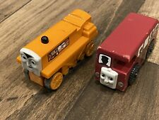 Wooden Railway Thomas & Friends Motor Vehicle bundle: Terrence and Bertie
