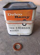 NOS 1928-1955 Chevrolet Buick Starter Motor Insulator Fibre Washer 1904669