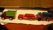 vintage playart vehicles