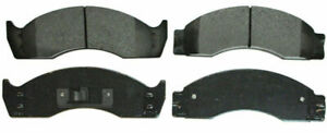 AUTO EXTRA/FORD F53 FRONT/REAR BRAKE PADS 90/97 E450 REAR UP TO 2008.SUITABLE FO