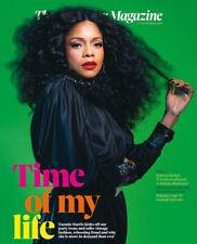 OBSERVER magazine November 2019: Naomie Harris (James Bond) cover & interview