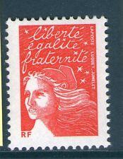 TIMBRE N° 3417b SANS BANDE DE PHOSPHORE NEUF XX - MARIANNE DE LUQUET