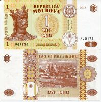 upgraded Moldova 100 Lei P-25 2015 ex-USSR UNC