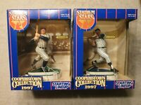 2 - 97 Cooperstown Stadium Stars Starting Lineups Ruth - Mantle New in Box