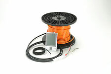 Warm All Indoor Radiant Floor Slab Heating System - 240V - 295 Sq/Ft