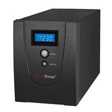 CyberPower Value SOHO UPS 1500VA Uninterruptible Power Supply Surge Protector