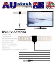 Indoor Digital DVB-T DVB-T2 TV/FM Radio Antenna Aerial Signal Amplified Booster