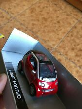 NEWRAY NEW RAY NEW-RAY city cruiser Mercedes SMART FOR TWO FORTWO scala 1/43