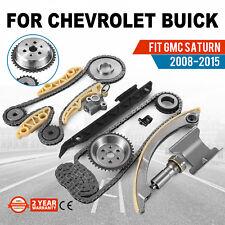 Timing Chain Kit For Chevrolet Malibu 8-13 Equinox 10-15 Buick L4 2.0 2.2 2.4