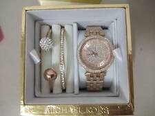 Michael Kors Mini Darci Watch and Bangle Set