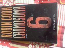 ROBIN COOK CROMOSOMA 6 BUONO/OTTIMO!!