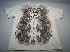 Vintage Tapout MPS Casual T-shirt Men's Size L