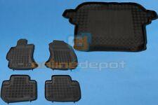 Diamanten-Design-Kofferraumwanne für Subaru XV Allradantrieb 2 Steilheck Gelände