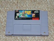 Scooby-Doo Mystery Super Nintendo SNES Cartridge