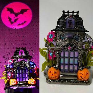 Bath & Body Works Wallflower Plug-In NEW 2021 Halloween Haunted House Projector