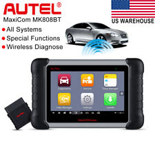 Autel MaxiCOM MK808BT Auto Diagnostic Scan Tool OBD2 Code Reader BlueTooth MK808