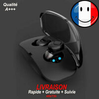 Écouteurs Airpods Sans Fil Bluetooth Casque Universel Compatible TOUT Téléphone