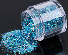 Chunky Mixed Glitter Nail Face Eye Shadow Lip Body Paint Tattoo Festival Dance