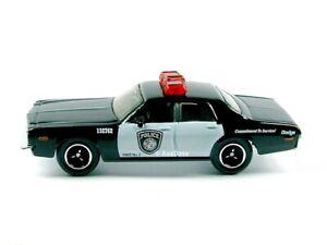 MATCHBOX / Dodge Monaco Police Car / MULTIPLE VARIATION LISTING.