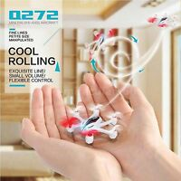 Genuine WLTOYS Q272 2.4G Mini Drone Quadcopter Helicopter Plane Hexacopter IR RC