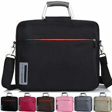 "14"" inch Notebook Laptop Bag Shoulder Bag Handbag For Macbook Pro Air HP Sony sa"