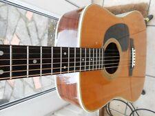 TAMA Acoustic Guitar 70's Martin D18 type  MIJ Japan Vintage