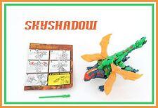 Beast Wars  Fuzors _ DX Class _ Skyshadow _ ** COMPLETE **