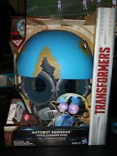 Transformers The Last Knight Autobot Sqweeks Voice Changer Mask