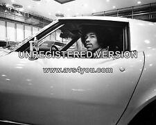"Jimi Hendrix 10"" x 8"" Photograph no 10"