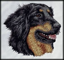 """Hovawart Dog Embroidered, Patches 3"""" Tall, Or Embroidered Hat"""