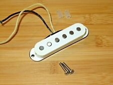 Fender 1988 USA White American Vintage 57 62 Stratocaster Middle Pickup