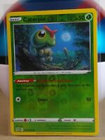 Caterpie  1/192 S&S: Rebel Clash  Reverse Holo  Mint/NM Pokemon