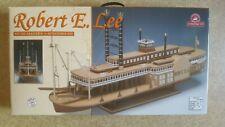 Krick Robert E. Lee Constructo - 23840    Schiff Bausatz ungebaut und Neu