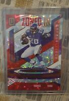 Adrian Peterson 2016 Panini Unparalleled Zoned In Red/49 #ZI-19 NICE*FREE SHIP*