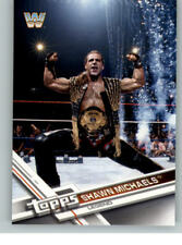 2017 WWE Then Now & Forever #195 Shawn Michaels