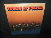 Tower Of Power S/T Self Titled 2nd early 70s pressing Vintage Vinyl LP Nice Copy
