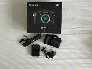 Fujifilm X series X-T1 16.3MP Digital Camera (body only)
