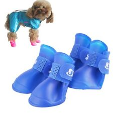 Pet Shoes Waterproof Booties Dog Outdoor Fashion Anti-Slip Rain Boots New