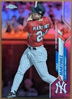 Tino Martinez - Yankees SP PINK REFRACTOR 🔥💎 2020 Topps Chrome Update - MINT