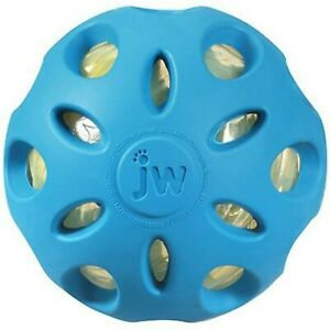JW Pet Crackle Heads Crackle Ball, Large Assorted New