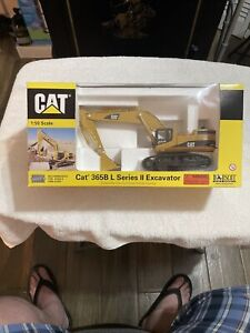 Norscot CAT 365B L Series II Hydraulic Excavator 1:50 Scale Die-Cast NEW SEALED