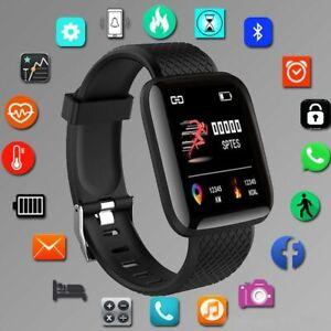 Smart Watch Sports Digital Led Electronic Wristwatch Bracelet For Men Women Kid