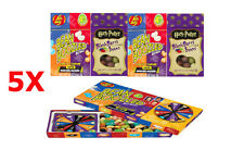 5X 1 Gift Box Spinner + 2 bean boozled + 2 Harry Potter Jelly BELLY #102243K