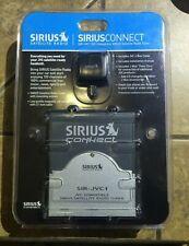New Sirius Connect Sir-Jvc1 Jvc Compatible Sirius Satellite Radio Tuner Sealed