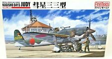 FINE MOLDS IJN BOMBER KUGISHO D4Y3 JUDY 1/48 Model Kit P/N: FB7
